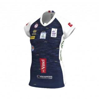 RC Cannes Volley 2019/20 women's home jersey