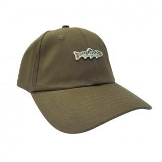 Cap Big Fish Kaki Trout