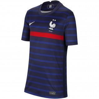 Children's home jersey France 2020