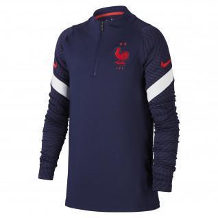 Children's jersey France Strike [Size 8/10years]