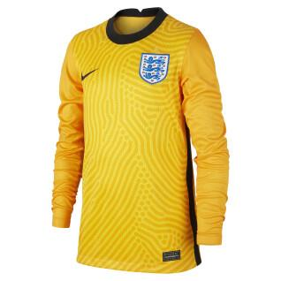 Children's goalie jersey Angleterre