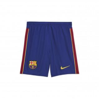 Children's shorts home barcelona 2020/21