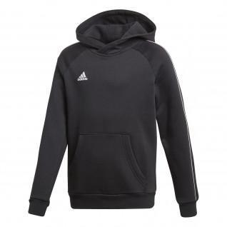 Child hoodie adidas Core 18