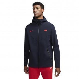 France Sweatshirt Tech Pack