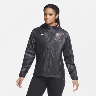 Women's jacket FC Barcelone AWF LTE 2020/21