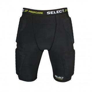 Compression Short with PADS Select 6421