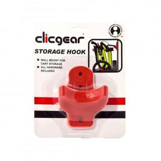Storage hook Clicgear