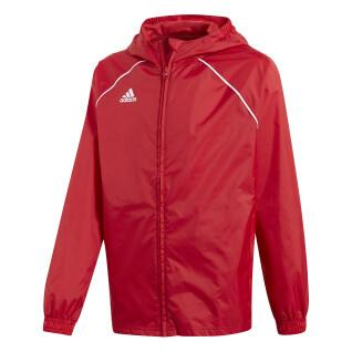 Waterproof jacket for children adidas Core 18