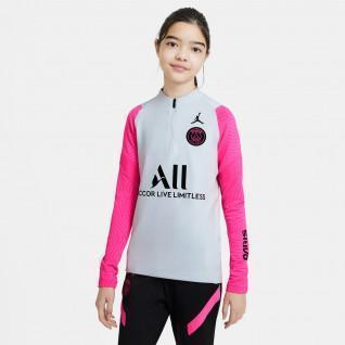 PSG Dynamic Fit Strike 2020/21 Sweatshirt for kids