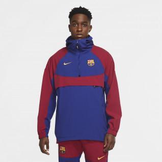 FC Barcelona Woven 2020/21 Jacket