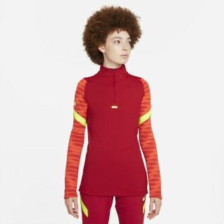 Women's long sleeve compression jersey Nike Dri-FIT Strike