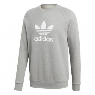 Sweatshirt adidas Trefoil logo Warm-Up Crew