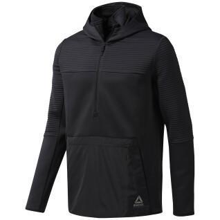 Hooded sweatshirt Reebok Thermowarm Control