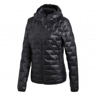Women's hooded jacket adidas Lite Down