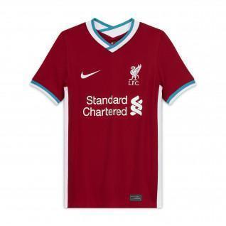 Maillot domicile junior Liverpool 2020/21
