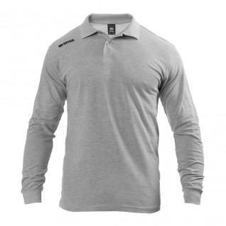 Long sleeve polo shirt Errea Team Colours
