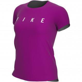 Women's T-shirt Nike Dri-FIT Miler Run Division