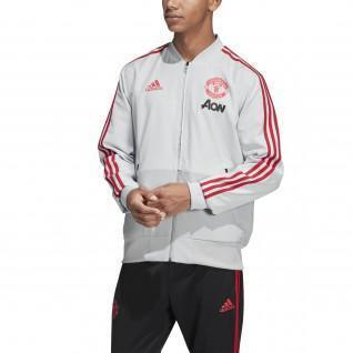 Jacket presentation Manchester United 2018/19