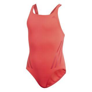 adidas Pro V 3-Stripes Junior Swimsuit Top