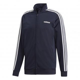 adidas Essentials 3-Stripes Warm-Up Jacket Knit
