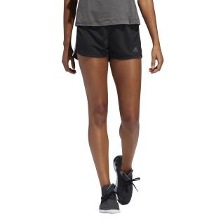 adidas Pacer Women's 3-Stripes Knit Shorts