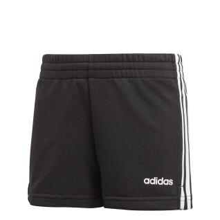 adidas Essentials 3-Stripes Girl's Shorts