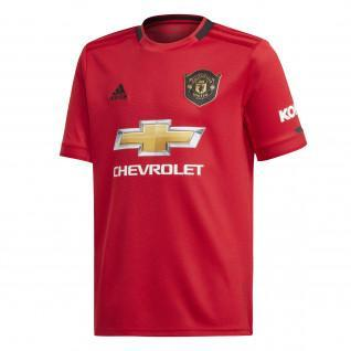 Junior Home Jersey Manchester United 2019/20