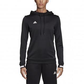 woman hooded sweatshirt adidas Team 19