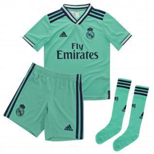 Mini-kit third Real Madrid 2019/20