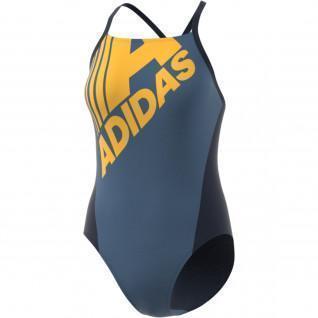 adidas Women's Swimsuit Fitness Logo