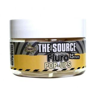 Boilies Dynamite Baits The Source Fluro Pop up 15 mm