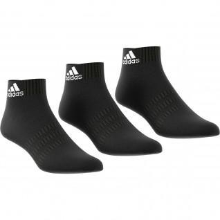 Chaussettes adidas Cushioned Ankle 3 Pairs [Size 22/24]
