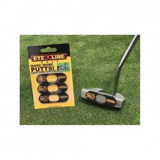 Pack of 3 sweet 360°spot EyeLine Golf