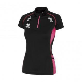 Errea Kimera junior women's 1/4 zip jersey