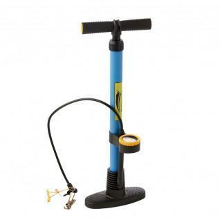 vertical pump with pressure gauge
