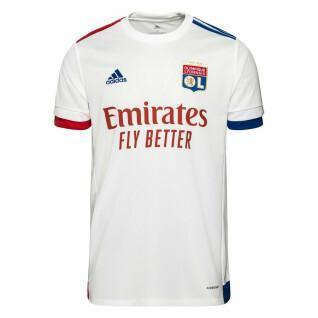 Olympique Lyonnais Home Shirt 2020/21