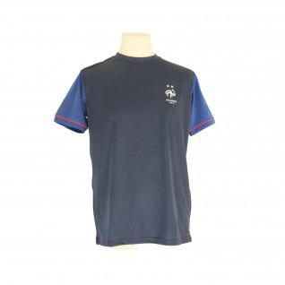 T-shirt withstanding Team France