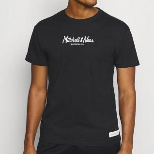 Mitchell & Ness classic logo t-shirt