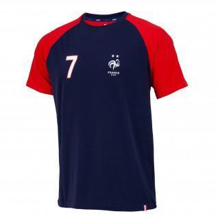 T-shirt France Weeplay Griezmann numéro 7