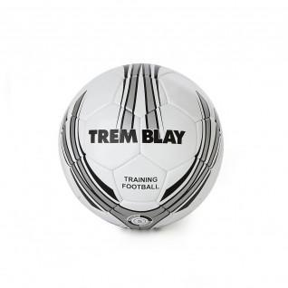 Tremblay trianing soccer ball