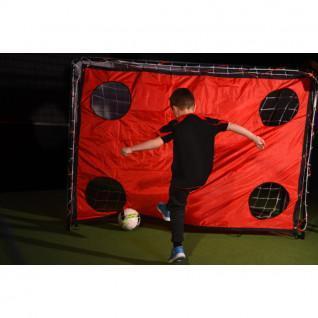Multi-size shooting Wall Power Shot - 3.7 x 1.8m