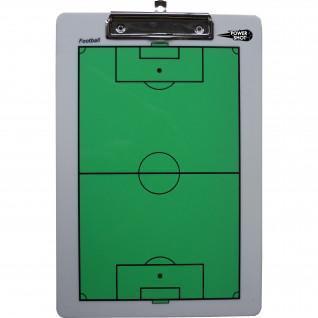 Football tactics board double-sided Power Shot