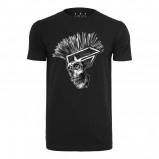 T-shirt Famous Punk not dead