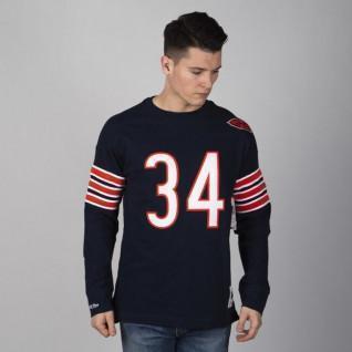 Sweatshirt Mitchell & Ness  Ls Chicago Bears