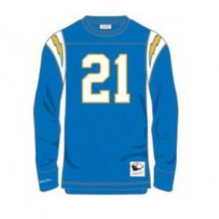Sweatshirt Mitchell & Ness Name Diego Chargers