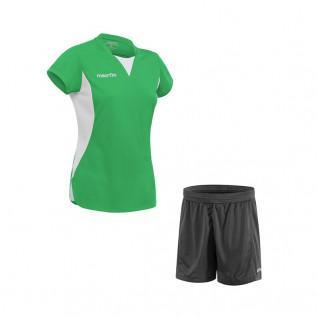 Pack Female Handball Iridium Macron