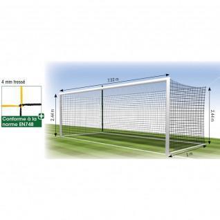 Net European football 4mm 120 MT Tremblay (x2)