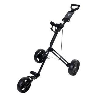 Manual 2-wheel boy fast fold cart