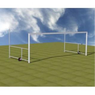 Football goal 8 Power Shot folding