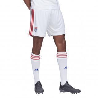 Olympique Lyonnais 2020/21 home shorts